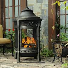 Cast Iron Outdoor Fireplace by 110504002