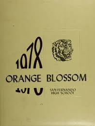 1978 high school yearbook 1978 san fernando high school yearbook online san fernando ca