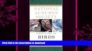 read book national audubon society field guide to north american