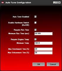 pcv maps auto tune kit autotune power commander autotune