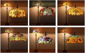 Tiffany Table Lamp Shades Table Tiffany Lamp Design Table Lamp Parts Colorful Lamp Shade