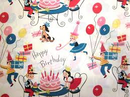 kids wrapping paper 25 best vintage wrapping paper images on vintage
