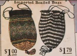 1920s handbags purses and shopping bag styles