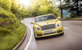 bentley yellow 2017 bentley mulsanne cars exclusive videos and photos updates