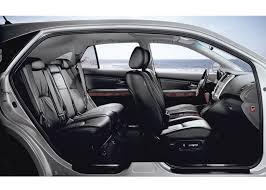 lexus rx300 uk rx 300 interior 2003 2006 lexus uk media site