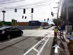 Beach House Zebra Tab by 9th Ave Bike Lanes Carve Out A Real Transportation Option In South