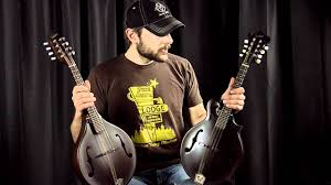 weber gallatin mandolin a vs f what u0027s the difference youtube
