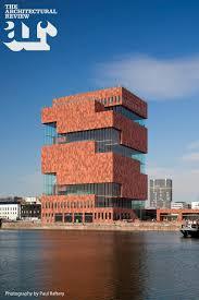 museum aan de stroom by neutelings riedijk architects antwerp