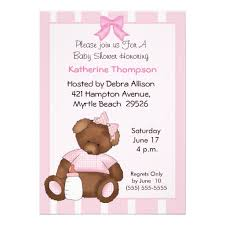 teddy baby shower excellent teddy baby shower invitations which can be used as
