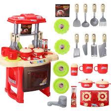 accessoire cuisine jouet cuisine chef kitchen playset cuisine jouet avec sons et lumières