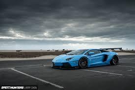 Lamborghini Murcielago Widebody - blue shark attack lb works u0027 aventador speedhunters