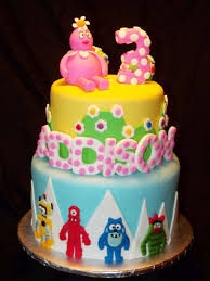 Yo Gabba Gabba Party Ideas by Yo Gabba Gabba Birthday Cakes Kids Birthday Cake Cake Ideas By