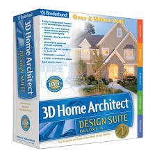 Amazoncom Broderbund D Home Architect Design Suite Deluxe - 3d home architect design deluxe