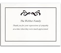 sympathy thank you cards bereavement thank you notes bereavement thank you notes mes