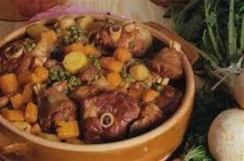 cuisine pot au feu pot au feu de jarret aux petits légumes