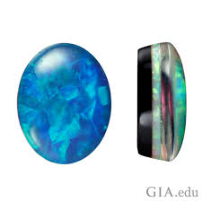 turquoise opal october birthstone where does opal come from