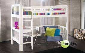 Study Bunk Bed Bedstore Uk Limelight Pavo Study Bunk Bed