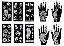 amazon com organic jagua black temporary tattoo and body