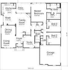Retirement Home Design Plans 13 Best 377 95 Ranch Style House 120d Images On Pinterest