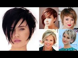 pictures of bob hairstyle for round face thin hair short hairstyles for round face and thin hair 2018 youtube