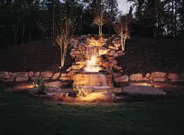 Outdoor Lighting Effects Landscape Lighting Pond World Outdoor Indoor