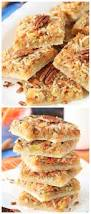 carrot cake shortbread bars recipe my kitchen magazine my