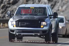 2016 F 150 Raptor Caught 2016 Ford F 150 Raptor Mule Photo U0026 Image Gallery