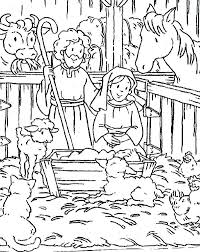 Christmas Coloring Pages Free Printable Rectangled Me Free Printable Christian Coloring Pages