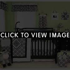 Baseball Nursery Bedding Sets by Black Crib Sets Cribs Decoration