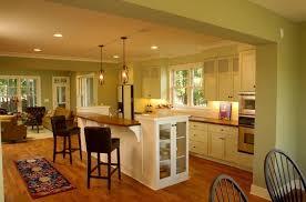 Open Plan Kitchen Living Room Design Ideas Kitchen Open Kitchen Design Inspiration With Family Room