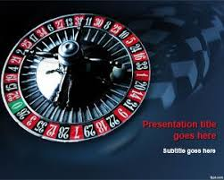free casino roulette powerpoint template is another free