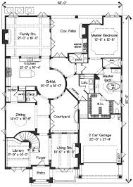 House Plans Mediterranean Style Homes 122 Best House Plans Images On Pinterest House Floor Plans