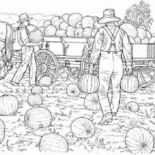 Rooster Crowed On The Fence In Farm Life Coloring Pages Bulk Color Farm Color Page