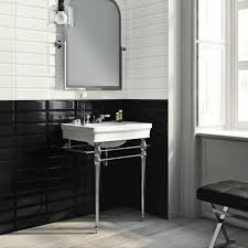 black tile bathroom ideas bathroom tiles in an eye catcher 100 ideas for designs and