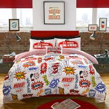 Comforter Ideas Boys And S by A Lovely Thing Funky Duvet Covers For Boys Bedroom With Creative