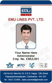 id card templates free id cards pinterest card templates and