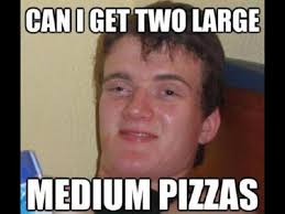 Meme Stoner - stoner weed meme large medium pizza funny memes photo wallpaper