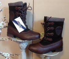 womens leather boots canada pajar leather lace up boots for ebay