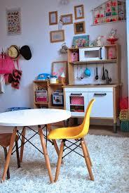 cuisine dinette enfant incroyable decoration de chambre de fille 6 et table