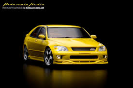 yellow toyota mzc9y toyota altezza 280t tom u0027s lexus is200 yellow autoscale