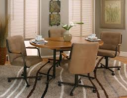 caster dining room chairs dillon set mcgowans furniture