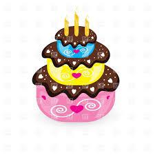 halloween birthday cake clipart 85