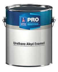 pro industrial urethane alkyd enamel sherwin williams