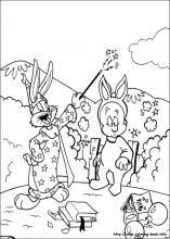 bugs bunny coloring pages coloring book