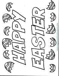simple easter coloring pages 76 besten kids coloring pages u0026 printables bilder auf pinterest