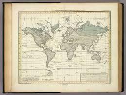 atodd when harvard met sally first isotherm map mean temperature around the world alexander