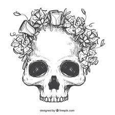 skull crown vectors photos and psd files free