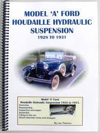 model a ford houdaille hydraulic suspension