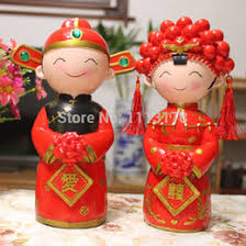 Discount Chinese Wedding Figurines 2017 Chinese Wedding