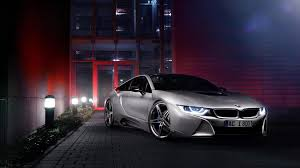 Bmw I8 Next Generation - bmw i8 gets a modest makeover by ac schnitzer video